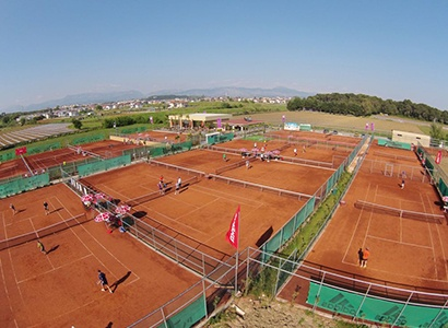 Tennisanlage Ali Bey Resort Sorgun